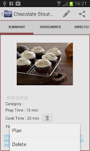 My CookBook - screenshot thumbnail