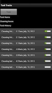 TaskTracks- screenshot thumbnail
