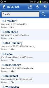 TK vor Ort- screenshot thumbnail