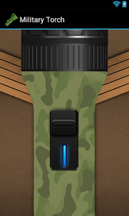 Military Torch - screenshot thumbnail