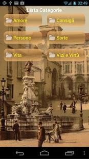 Proverbs of Naples- screenshot thumbnail