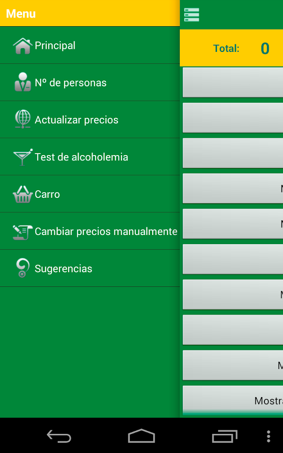 Botellona- screenshot