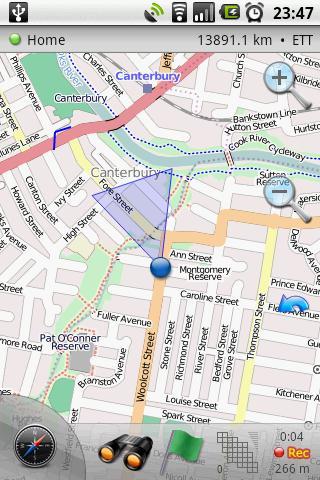Maverick: GPS Navigation  screenshots 1