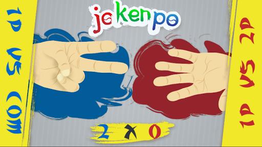 JO KEN PO Two Players