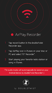 AirPlay Recorder iTunes radio