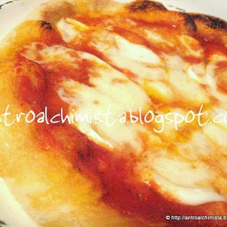 Pizza (Bread Machine Recipe) Recipe