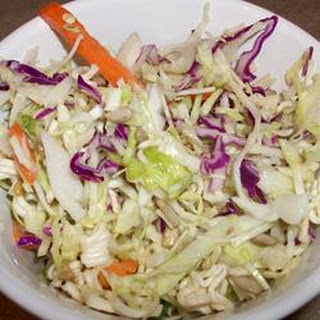 Asian Coleslaw Light