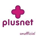 PlusNet Bandwidth Usage logo