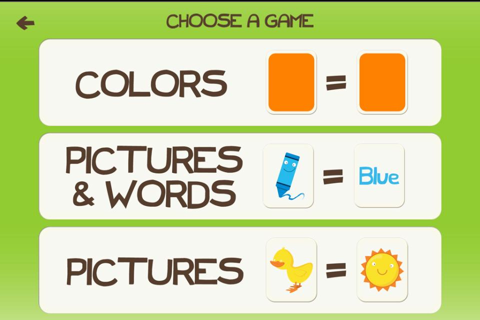 Learn Colors Shapes Preschool Games for Kids Games- screenshot