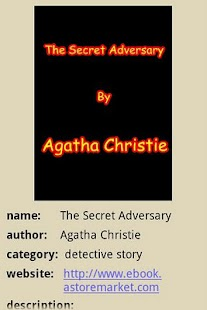 THE SECRET ADVERSARY - screenshot thumbnail