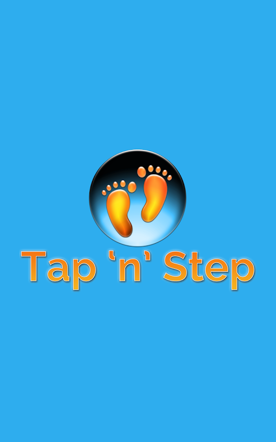 Tap 'n' Step- screenshot