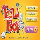 Tesla Boy Robot Time Traveller icon