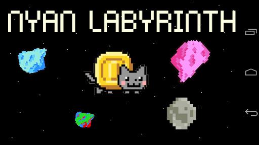 Nyan Labyrinth - Nyancoin