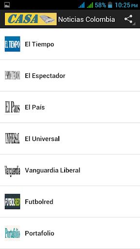 Noticias Colombia
