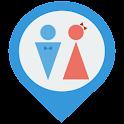 iPoo (Washroom Finder) icon
