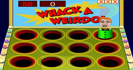 Whack A Weirdo