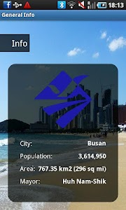 Busan Travel Guide screenshot 1