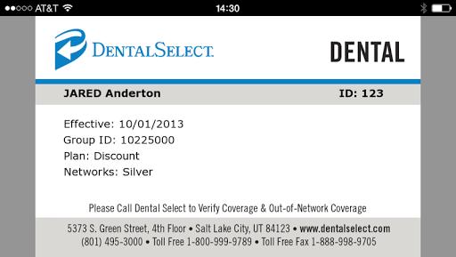 Dental Select Mobile ID