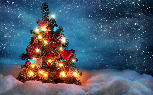 Live Christmas Wallpaper free