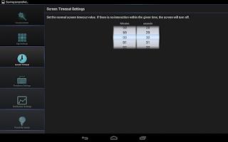 Screenshot of IntelliScreen - screen control