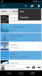Shuttle Music Player - screenshot thumbnail