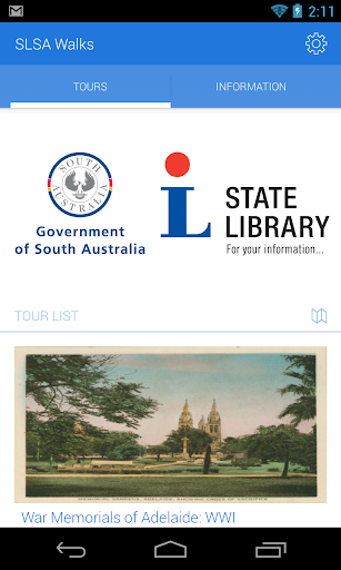 State Library of South Aust.