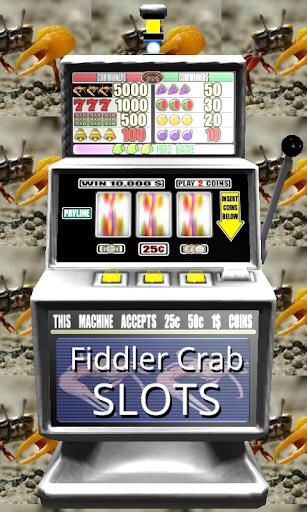 3D Fiddler Crab Slots - Free
