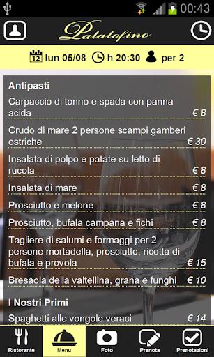 【免費生活App】Palato Fino-APP點子