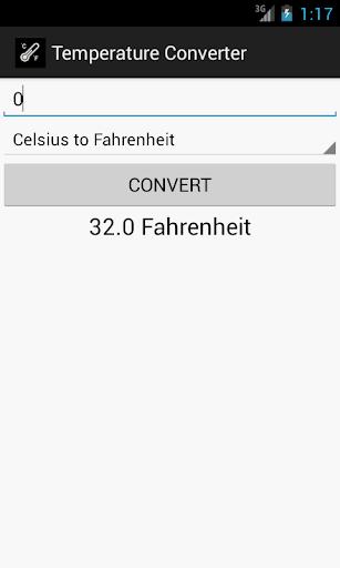 Temperature Converter|玩教育App免費|玩APPs