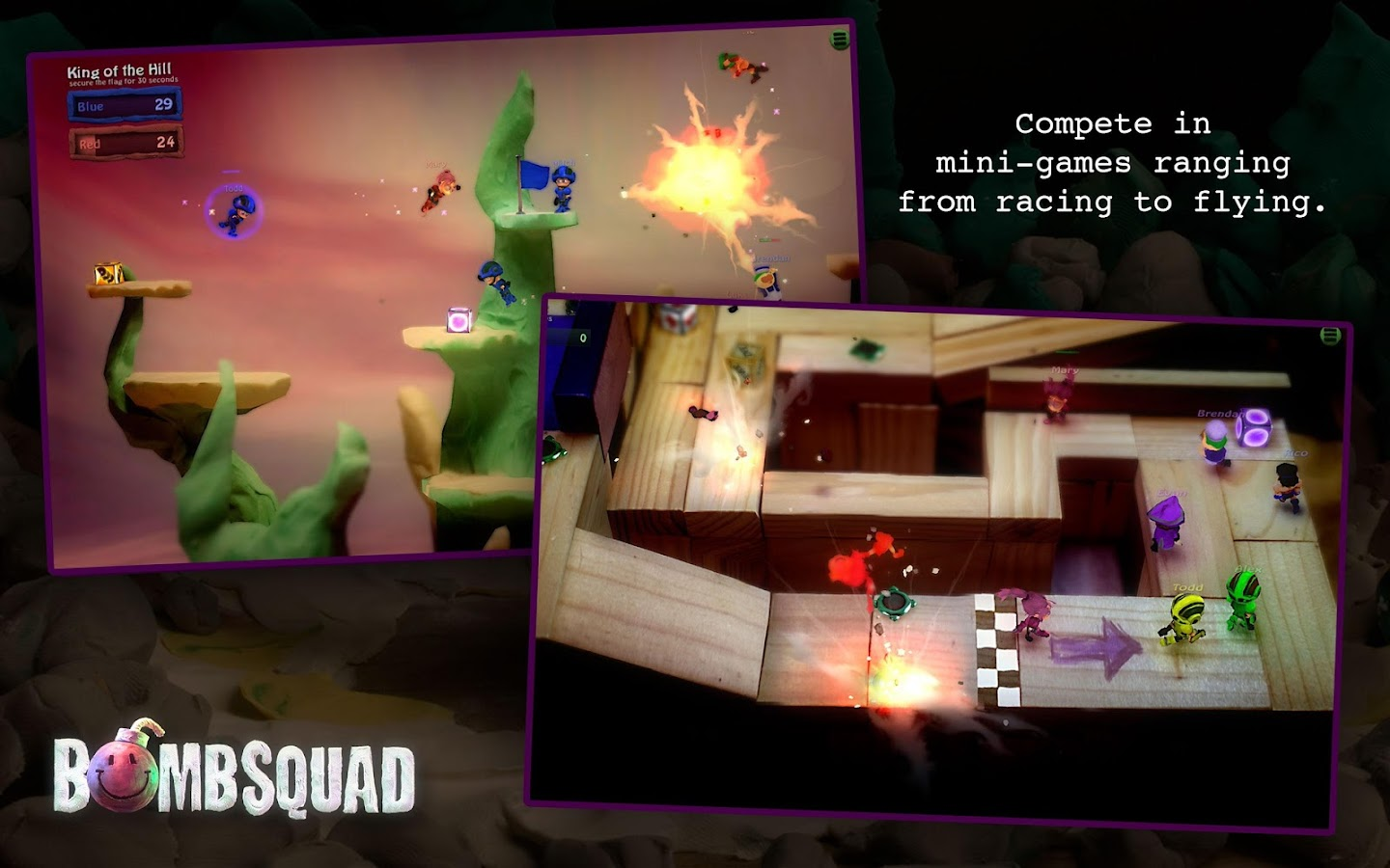 BombSquad- screenshot