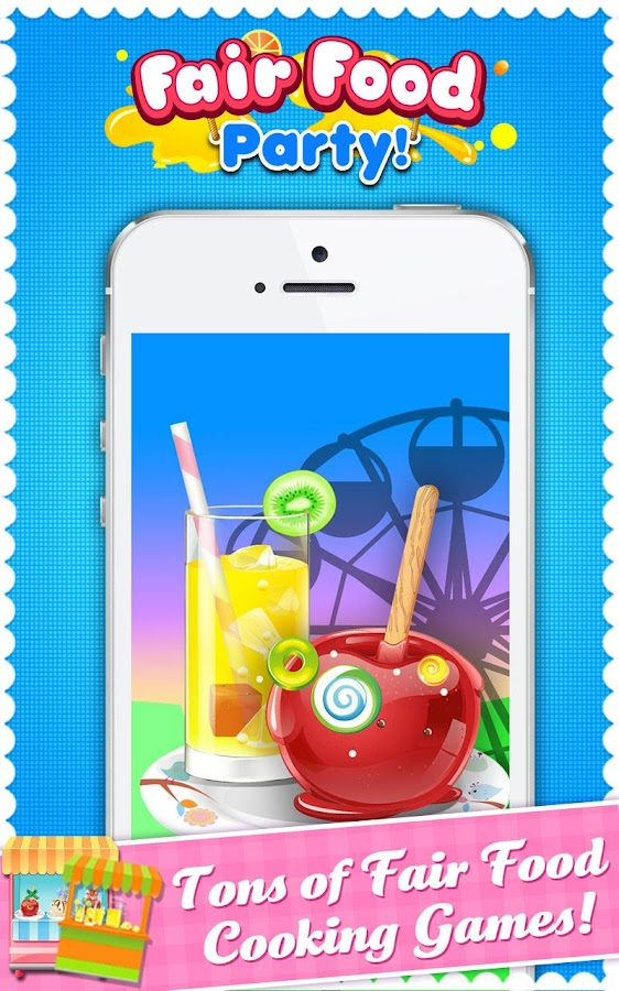 Fair Food Maker - Carnival Fun- screenshot