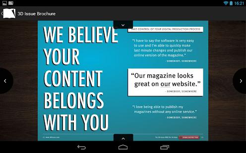 Flipbook Viewer- screenshot thumbnail