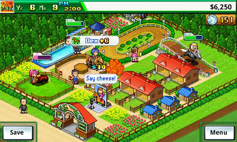 Pocket Stables- screenshot