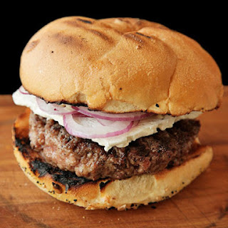 The Best Lamb Burgers.