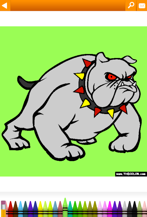 Animals Coloring Pages Free by TheColorcom Android Apps on