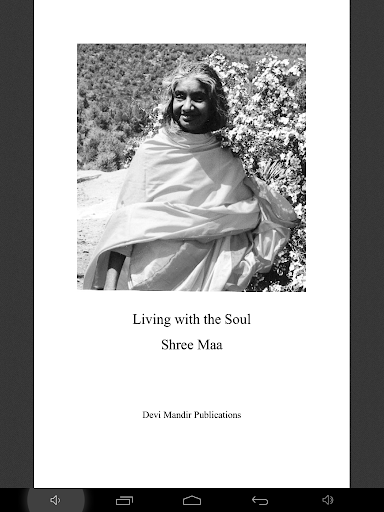 Living with the Soul