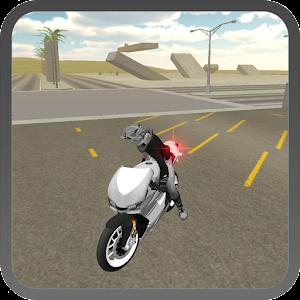 Extreme Motorbike Racer 3D 模擬 App LOGO-硬是要APP