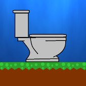 Catapult Toilet