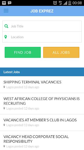 Job Exprez Mobile