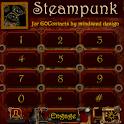Steampunk GO ContactsEx Theme logo
