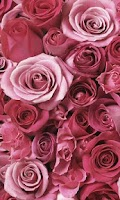 Screenshot of Roses Live Wallpaper