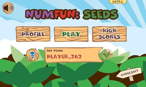 NumFun - Math Seeds