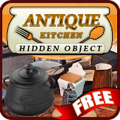 Kitchen Hidden Objects Free