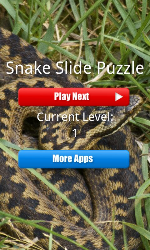 Snake Slide Puzzle - screenshot