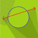 Coordinate Geometry Calculator icon