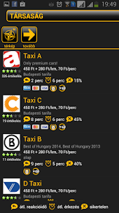 TaxiMost- screenshot thumbnail