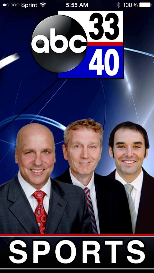 ABC 3340 Sports - screenshot