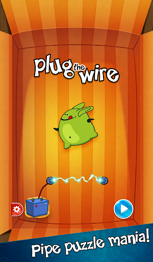 Plug the wire - puzzle mania