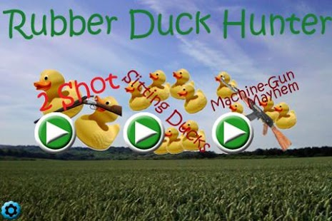Rubber Duck Hunter Free - screenshot thumbnail