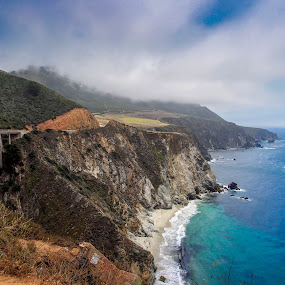 Big Sur by Peyton Blair - Novices Only Landscapes